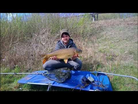 Fishing Gowerton Course Lake 2018