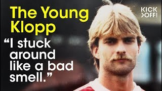 The young Jürgen Klopp | A trip back in time with the Liverpool coach