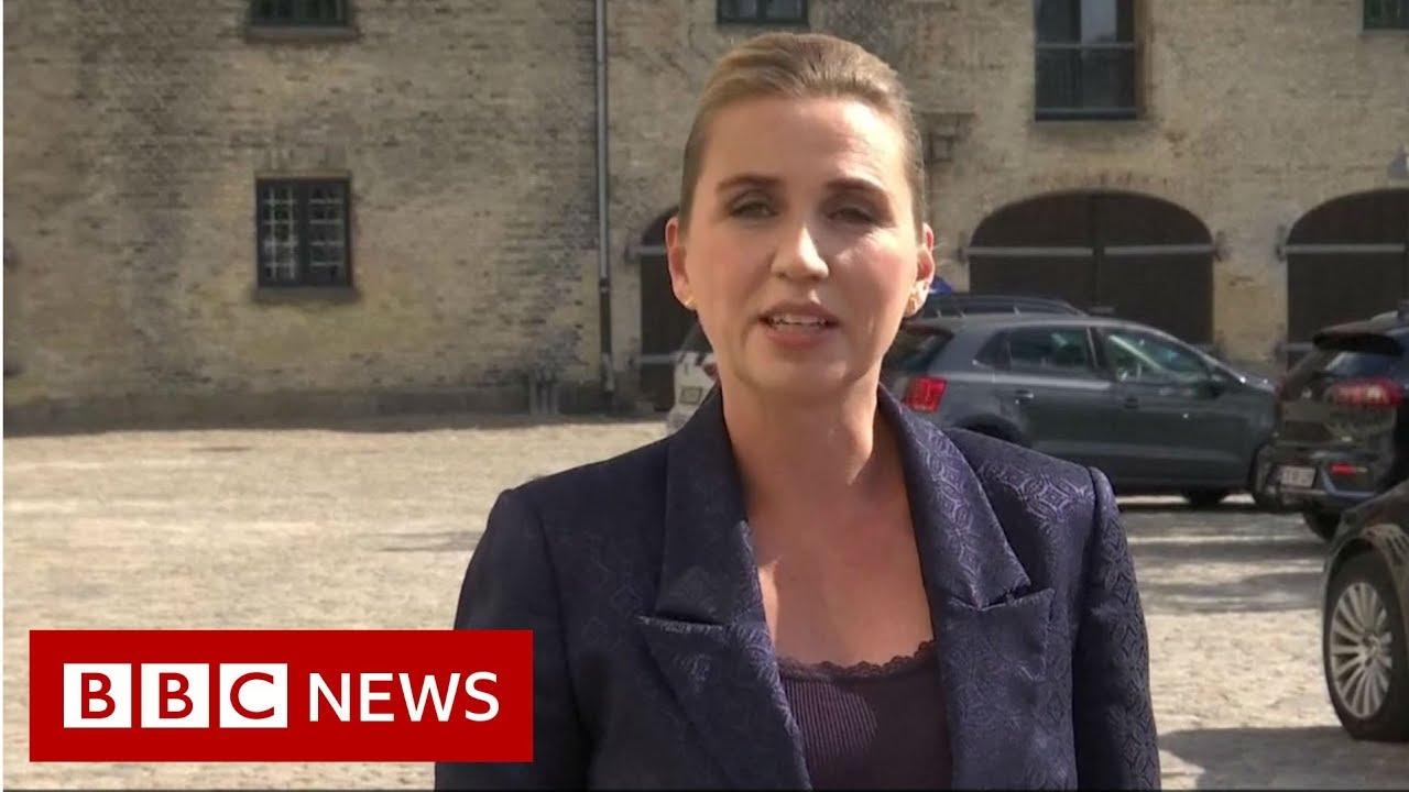 BBC News:Danish PM reacts to Trump's cancellation of Denmark visit - BBC News