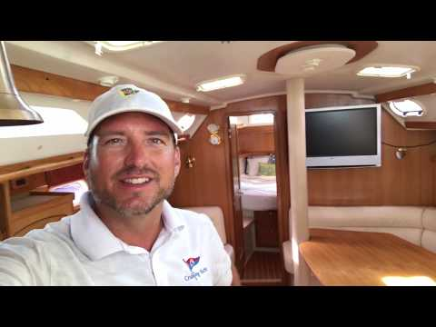 Catalina 400 MKII For Sale 2004 Video Walkthrough By: Ian Van Tuyl.