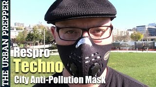 Respro Techno Anti-Pollution Mask Review