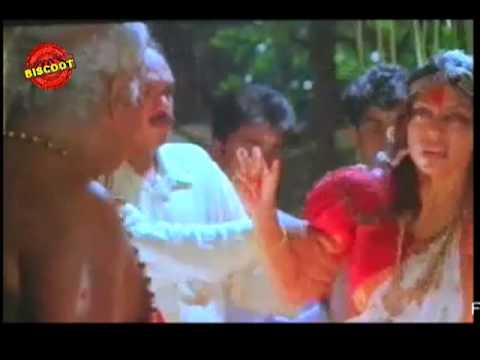 Manichithrathazhu Malayalam Movie Climax  scene 1