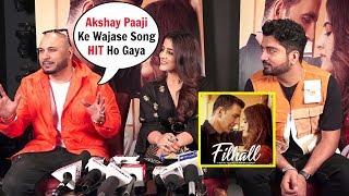 Filhaal Song - Nupur Sanon, B Praak And Jaani Full Interview