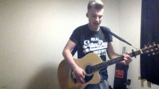 Ed Sheeran - Thinking out loud cover (Connor Bagnall)