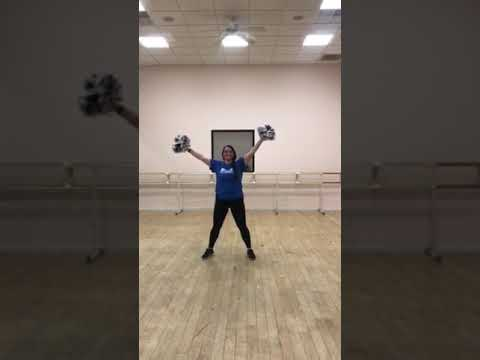 "2019 Goddard, Deep Creek and Courthouse Academy Pom Dance "" I Promise You"""