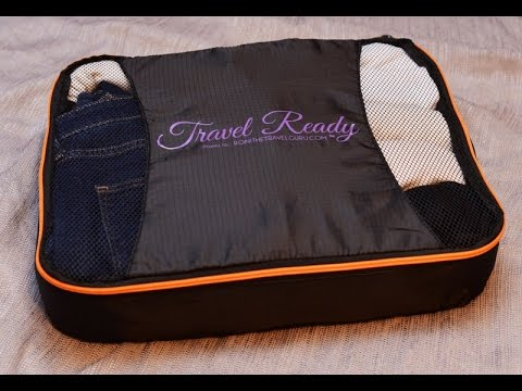 How to Use Packing Cubes for Travel - Change the way you pack for-e-ver.