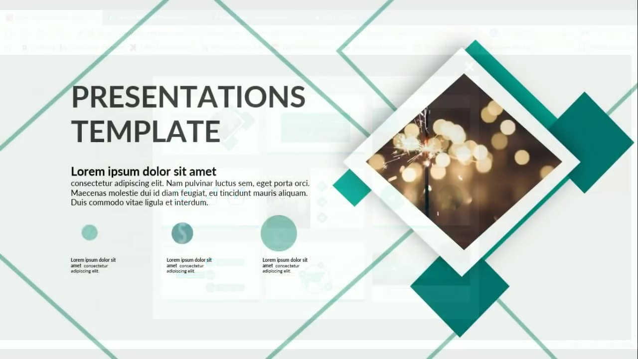 Awesome White Presentations Business Slide PowerPoint as ...