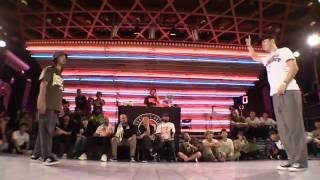 GUCCHON vs HOAN @ POPPING FOREVER JAPAN 2016 CALL-OUT BEST 6 BATTLE