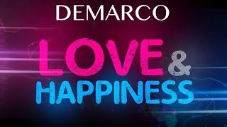 Demarco - Love & Happiness [Dancehall Sings Riddim] February 2015