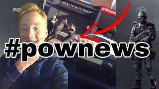 Politie kan een pools niet eens aan! #pownews Afl4