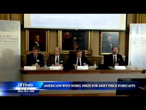 Americans Win Nobel Prize For Asset Price Forecasts.mp4