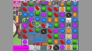 Candy Crush Saga Level 1145 No Boosters