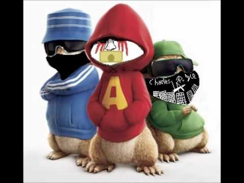 Alvin And The Chipmunks Young By Hollywood Undead