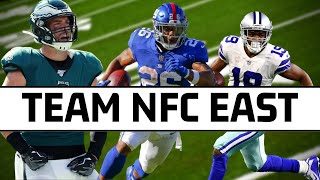 Nfc East All Division Team 2020