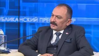 Привлечение турецких инвестиций в Крым - пресс-конференция