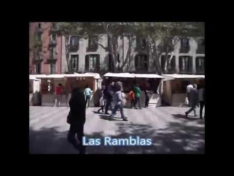 Distrito de Ciutat Vella Barcelona. Gótico, Raval, Borne, Barceloneta
