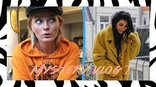 ZO IS HET OM TE WERKEN VOOR MIJ - Romy eindelijk in beeld - Mystery vlog 2 - Anna Nooshin thumbnail