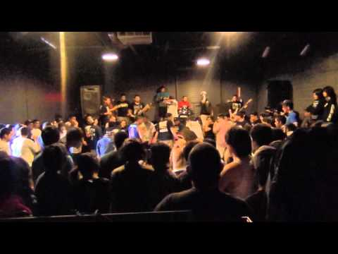 Overthrower- Scum of the Earth @the white rabbit (Free Show) 5/19/12