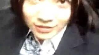 SKE48松井珠理奈がくつろいでる映像です!
