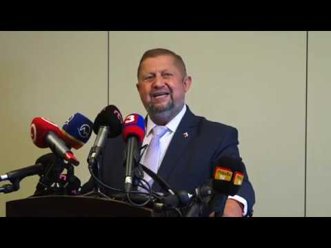 Štefan Harabin: Oznámenie Zásadných Informácií Týkajúcich Sa Voľby Predsedu Najvyššieho Súdu SR