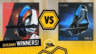 WINNERS ANNOUNCED for the Bengoo Gaming Giveaway!!