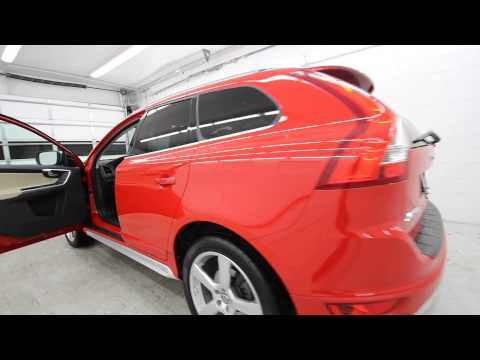 2011 Volvo XC60 R-Design Platinum | Flamenco Red | B2200152 | Seattle | Renton
