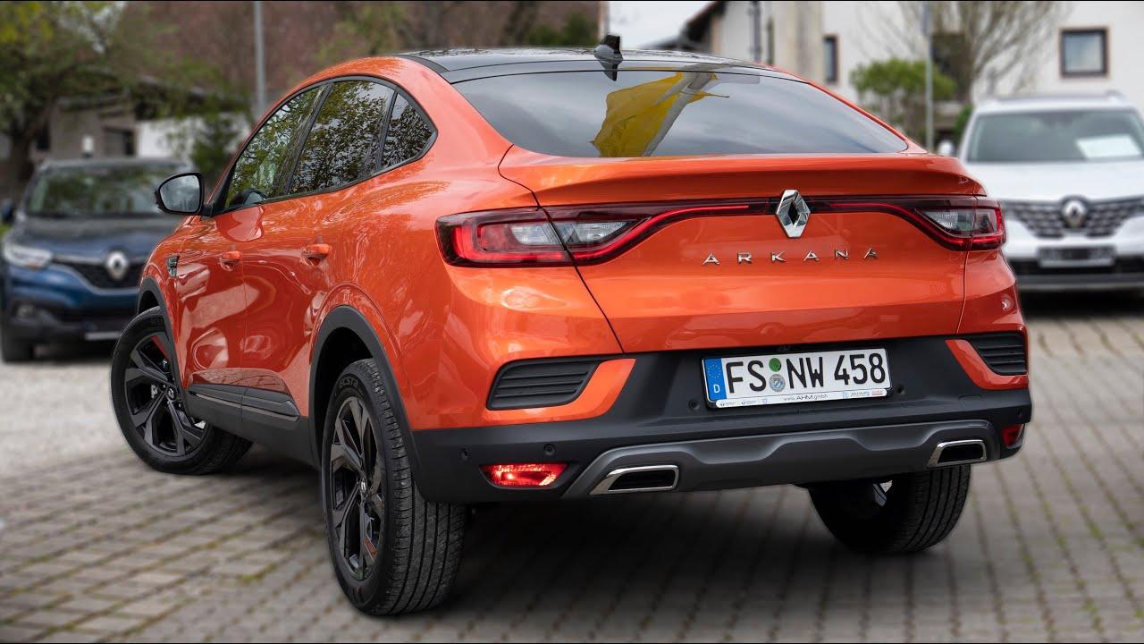 Download 2021 Renault ARKANA R.S. Line (140 HP)