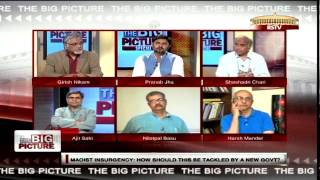The Big Picture (Election Special) - Maoist Insurgency: How should this be tackled by a new govt?
