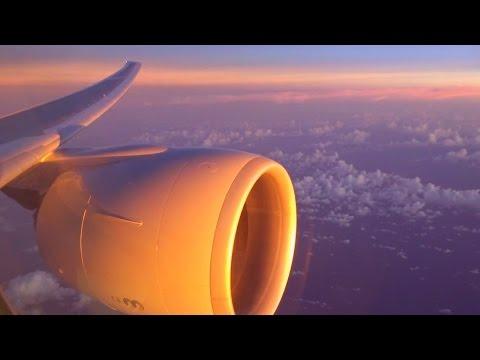 Singapore - Tokyo Business Class ANA Boeing 777-300ER