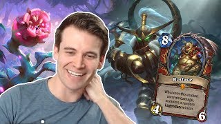 (Hearthstone) Rogues Love Rotface Too