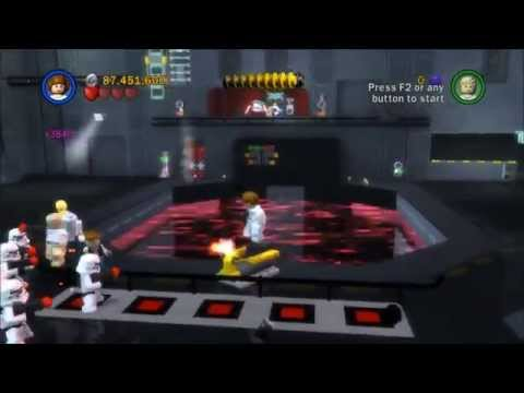 Lego Star Wars Saga - Episode 4 - Chapter 5 - Death Star Esc