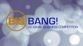 Big Bang - UC Davis Business Competition 2014