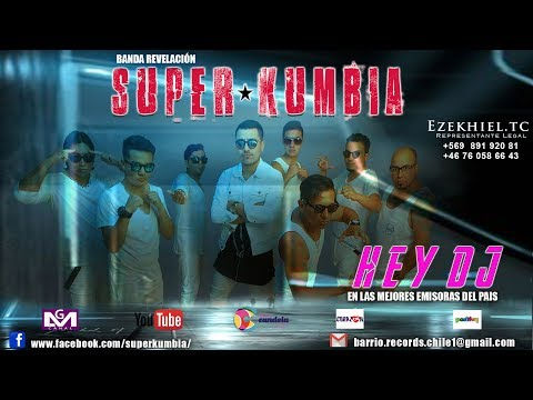 Hey DJ version cumbia GLM SUPER KUMBIA ( cover CNCO, Yandel - Hey DJ)