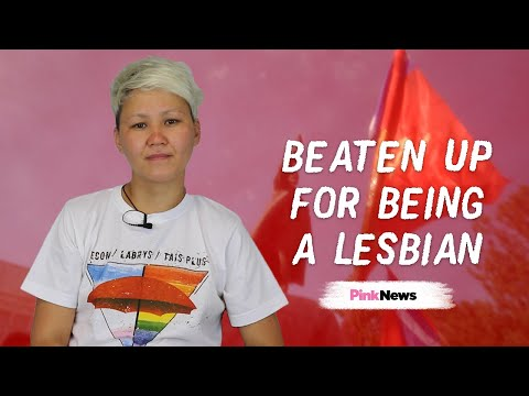LGBT in Kyrgyzstan: The beat me because I'm a lesbian
