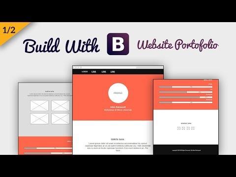 belajar-membuat-website-portofolio-dengan-bootstrap-4---persiapan-(1/2)