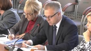 XIV sesja Rady Miejskiej w Kłobucku