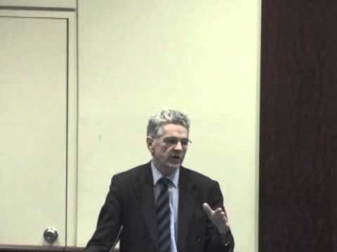 Fiscal Sustainability Conference 2010 (Part 1)