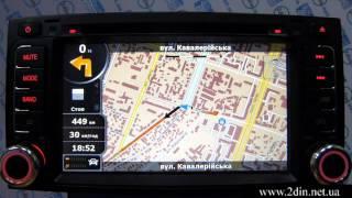 Штатная магнитола для Volkswagen Touareg - nTray 7167. GPS навигация и громкая связь(, 2014-08-13T07:24:49.000Z)