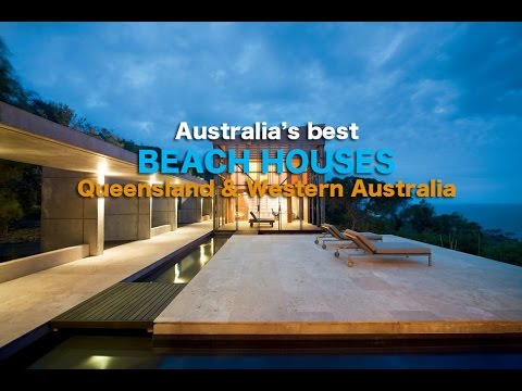 australia 39 s best beach houses queensland and western australia youtube. Black Bedroom Furniture Sets. Home Design Ideas