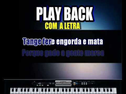 Playback Jair Rodrigues Disparada (Karaokê)