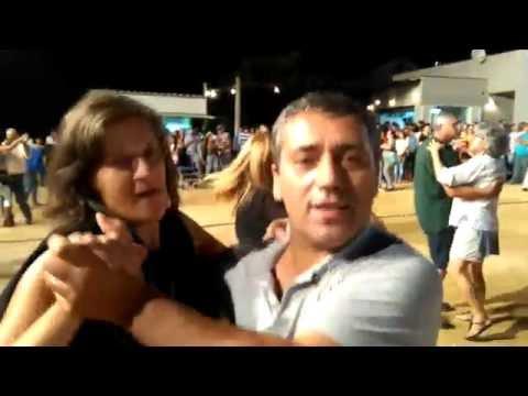Cepões dançarinos Arraial em Cepões-Lamego