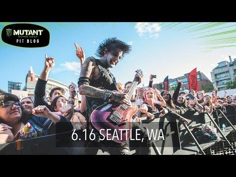 2017 Mutant Pit Blog: Seattle, WA