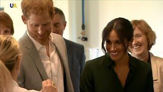 Принц Гарри и его супруга Меган Маркл ждут первенца
