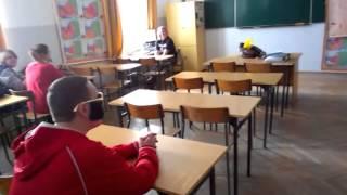 Nudy w szkole - Akcja Antynarkotykowa