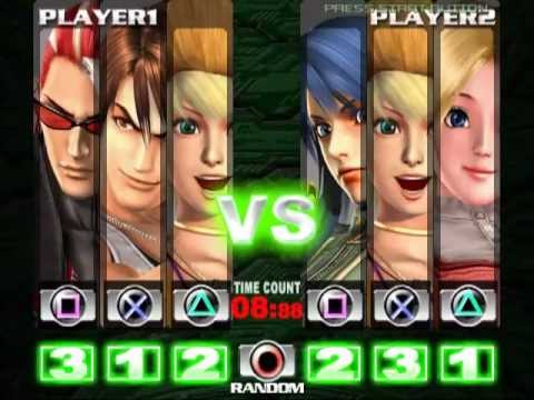 the king of fighters maximum impact pc