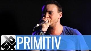 Primitiv | Grand Beatbox Battle 13 | Showcase Elimination