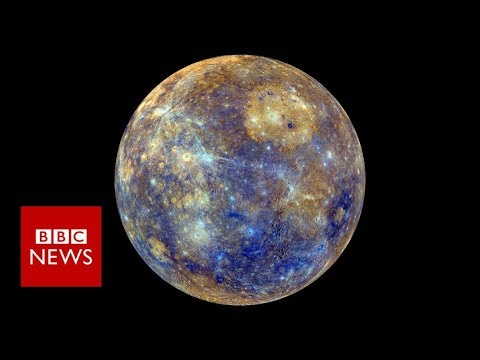 What Mercury can teach us about Earth - BBC News