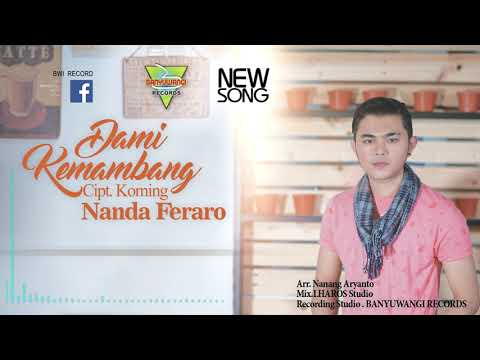 NANDA FERARO - DAMI KEMAMBANG (new song) - (Official Audio)