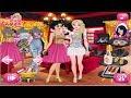 Disney Frozen Games - Princesses Hit 3 Parties A Night डिज्नी फ्रोजन गेम्स - राजकुमारियों ने 3 पार्ट