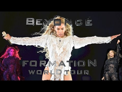Beyoncé: The Formation World Tour at Dodger Stadium